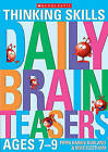 Daily Brainteasers for Ages 7-9 by Mike Fleetham, Pippa Harris-Burland (Paperback, 2006)