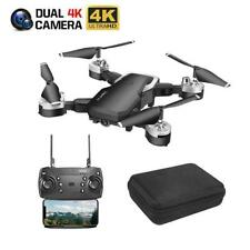 Quadcopter Drone 720P 1080P 4K HD WIFI FPV Cameras Hold Foldable High D4M6