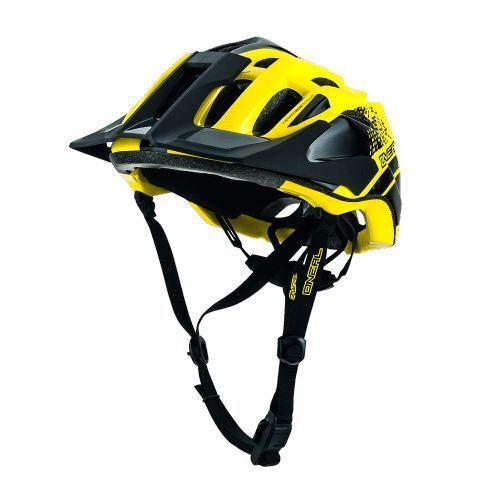 O'Neal O'Neal O'Neal Fahrradhelm Q Helmet schwarz-gelb Helm Fahrrad ONEAL 93f96d