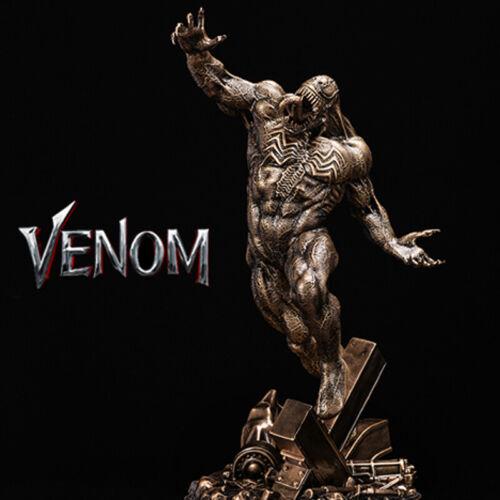 Venom GK Film Model Resin Figurine Collect Silver//bronze  Color Statue IN STOCK