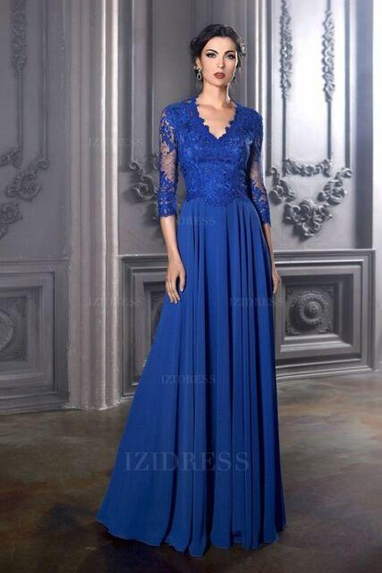 Womens Long Formal Plus Size Dresses for sale online | eBay