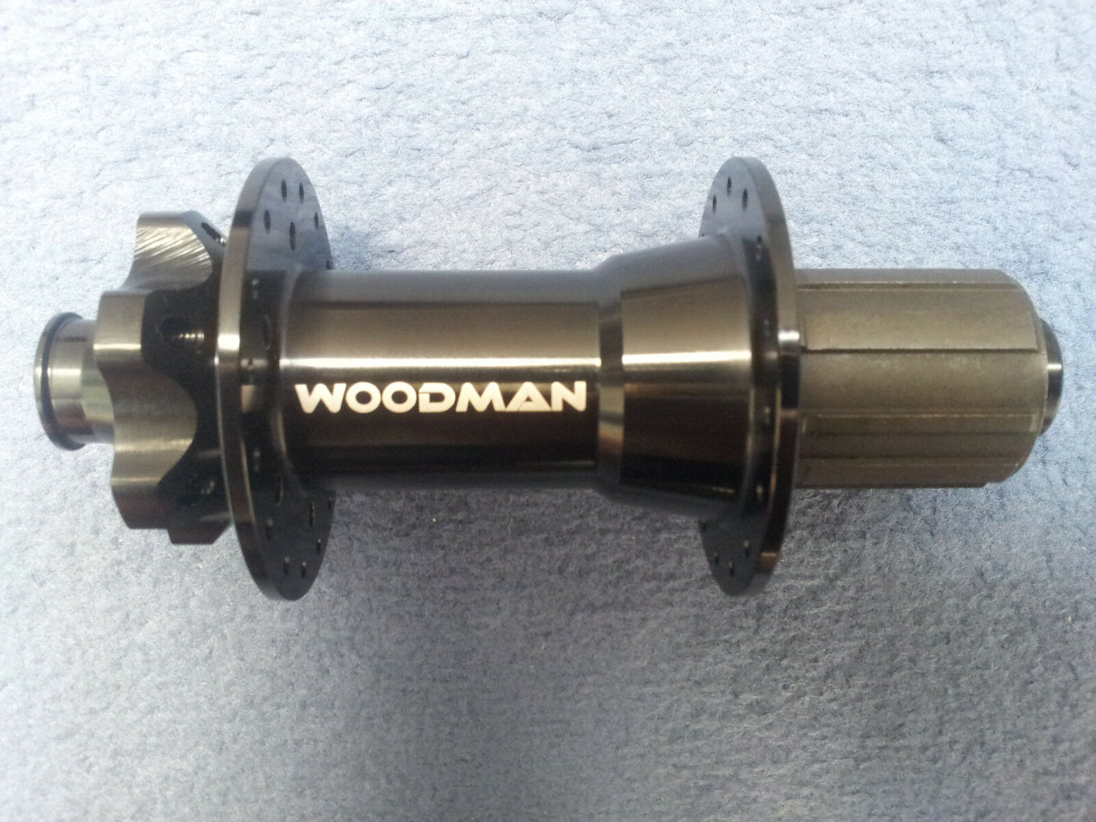 Original WOOdman Components Bill LTI RST Rear Cassette HUB 150 150 150  12  32 Hole f23151