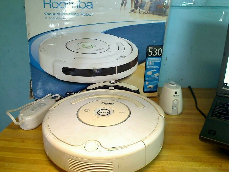 IRobot Roomba 530 - White - For parts