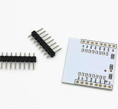 10PCS ESP8266 Serial WIFI Module Adapter Plate for ESP-07 ESP-08 ESP-12