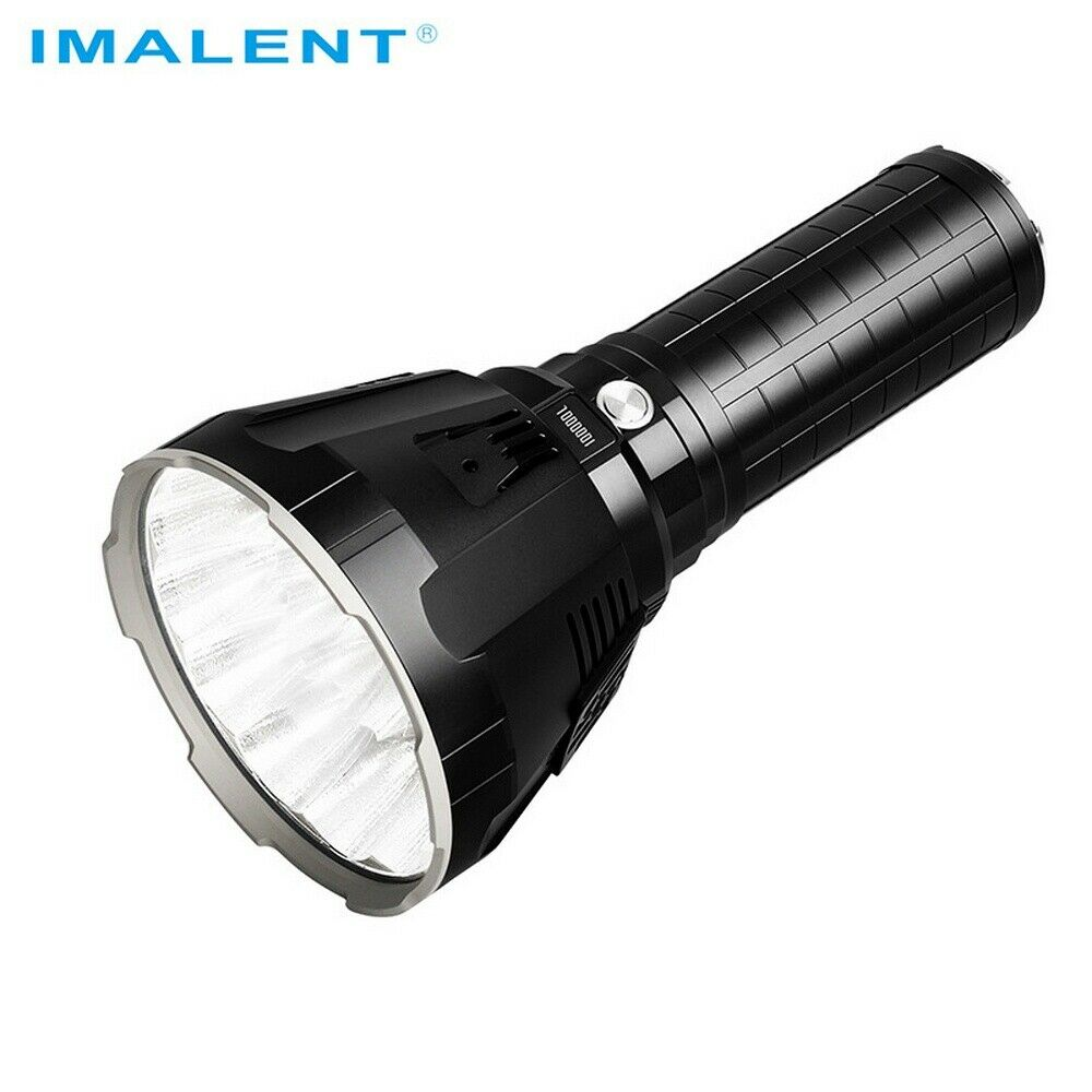 IMALENT MS18 Super Powerful  Torch 100000 LM LED Light Rechargeable Flashlight  outlet sale
