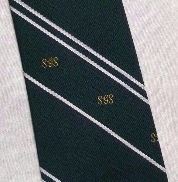 2019 Moda Vintage Tie Cravatta Da Uomo Logo Aziendale Crested Club Associazione Società Gr Adams Gli Ordini Sono Benvenuti