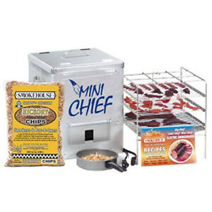 Smokehouse-Products-Mini-Chief-Smoker-Top-Load-Model-9801
