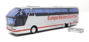 AWM-h0-Zug-1-87-Bus-Neoplan-n516-SHDL-Starliner-Europa-Reisen-Muenchen-Case