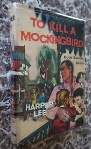 To-Kill-a-Mockingbird-Harper-Lee-1960-TRUE-First-UK-Edition-First-Print-w-DJ