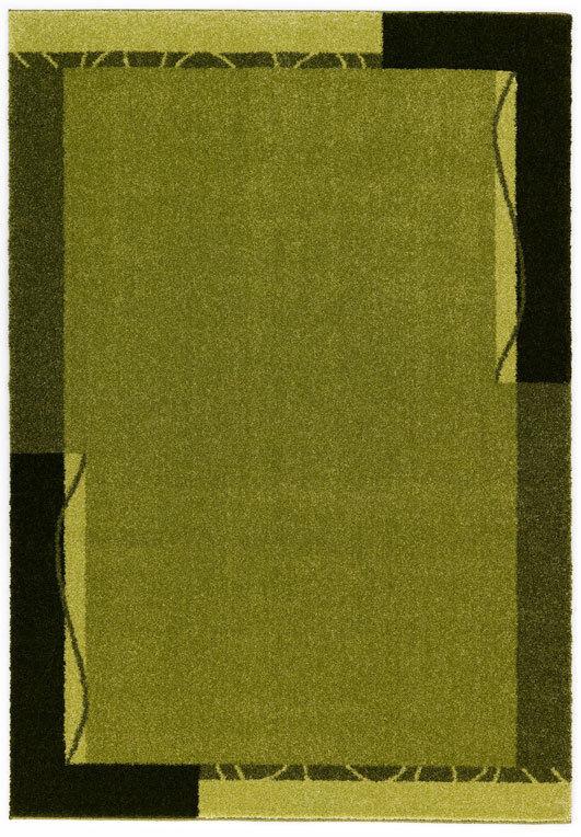 ASTRA samoa tapis 6870 004 030 vert 140x200cm NEUF