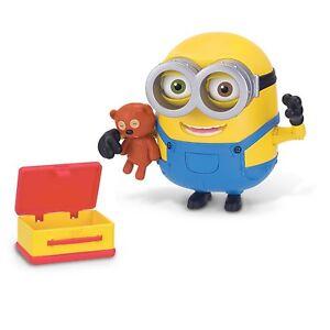 Minions Deluxe Action Figure-Bob avec Teddy Bear  </span>