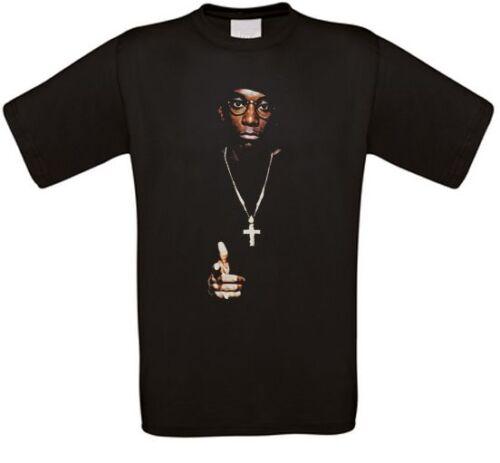 Big L Harlem Big Picture DITC Rap Hip Hop T-Shirt alle Größen NEU