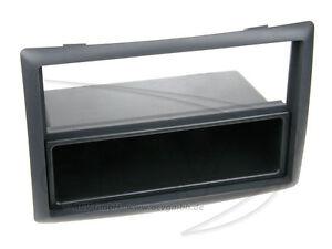 ACV 281250-06 2-DIN KFZ Radioblende mit Ablagefach Renault Mégane II 2002-2009