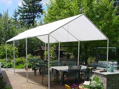Dry Top 12x20 Ft Canopy Cover Poly Tarp 312201 By Foot Super Heavy Duty 10  Mil