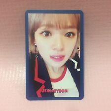 Twice JEONGYEON Official Photocard 4th Mini Album SIGNAL Photo Card C Ver. K-pop