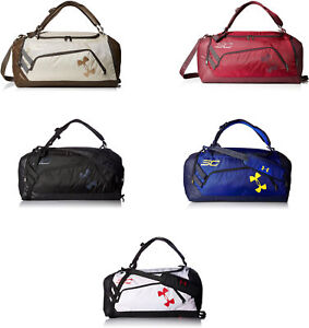 2614079862 Image is loading Under-Armour-SC30-Storm-Contain-Duffle-5-Colors