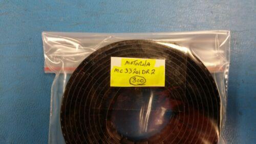10 PCS OP Amp Single GP R-R I//O ±6V//12V 8-Pin SOIC MC33201DR2 MOT