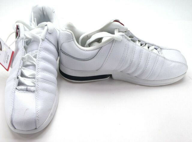 K-Swiss Classic Varsity Casual Shoes White And Black
