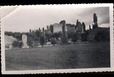 OSTIA / OSTIE (ITALIE) Photo Amateur / MONUMENTS ANTIQUES