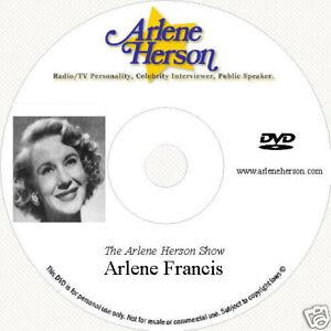 Arlene-Francis-TV-Interview-30-Minutes-DVD