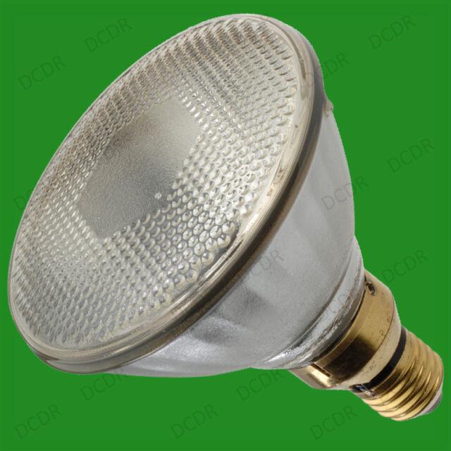 120W Par 38 Reflector Flood Light Bulb, ES E27 Screw Dimmable Security Lamp