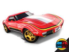 Hot Wheels Cars - Corvette Stingray Red