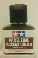 Tamiya Brown Panel Line Accent Color.