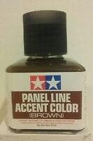 Tamiya Brown Panel Line Accent Color.