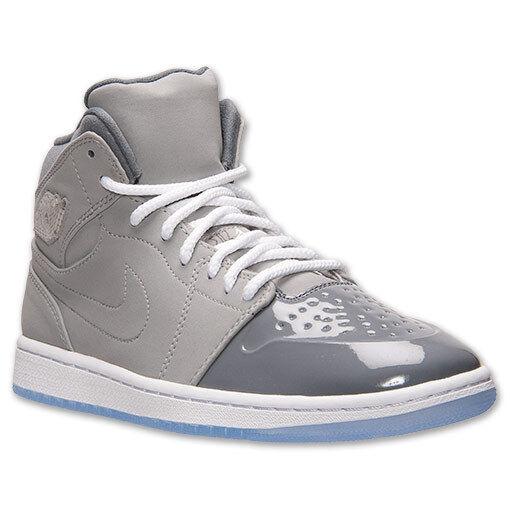 628619-003 Air Jordan Retro 1 '95 Medium Grey/White/Cool Grey 8-12 New In Box