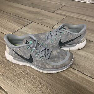 Nike Free Run 5.0 Grey Womens Running