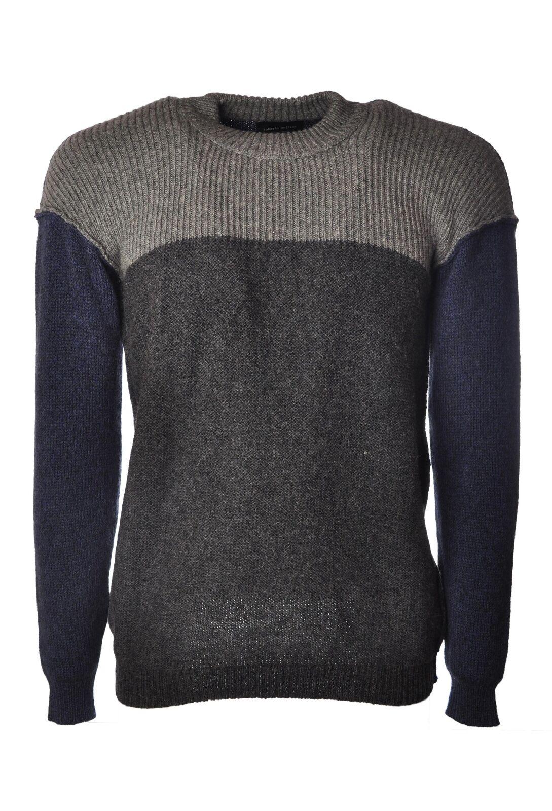 Heritage - Knitwear-Sweaters blu - Man - blu Knitwear-Sweaters - 1978216N184227 a33f56