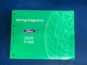 2020 FORD F-150 WIRING DIAGRAMS MANUAL OEM diagram truck ...