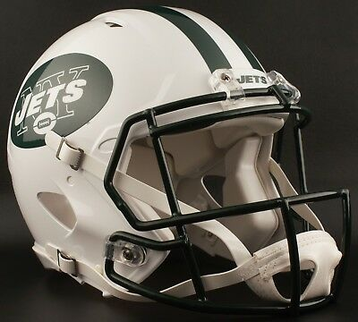 SAM DARNOLD NEW YORK JETS NFL Speed S2BD-SW-SP Football Helmet FACEMASK