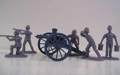 Armies In Plastic 5555 - British Royal Artillery Figures/Wargaming Kit