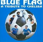 Blue Flag - a Tribute to Chelsea CD Album 1997 Cherry Red Football Comp EX