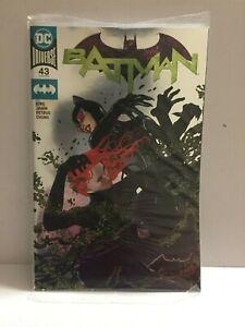 DC-Comics-Batman-43-Foil-CatWoman-Poison-Ivy-Batman-Cover
