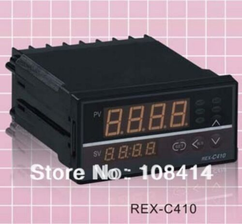 Termoregolatore digitale 0-400° REX-C410 uscita relè
