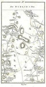 Antique-map-Road-from-Navan-to-Clones
