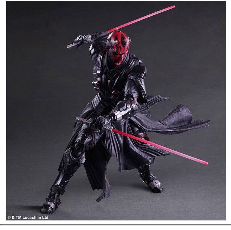 stjärnornas krig Kai spela konsts Dkonsth Maul Action Figur leksak KO