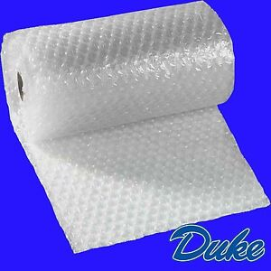 300mm x 50m ROLL OF LARGE BUBBLE WRAP FREE P&P 5055502317724