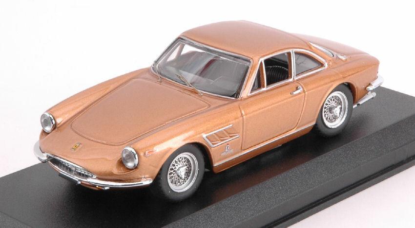 Ferrari 330 Gtc 1966 By Pininfarina Nocciola Metallic 1 43 Model BEST MODELS