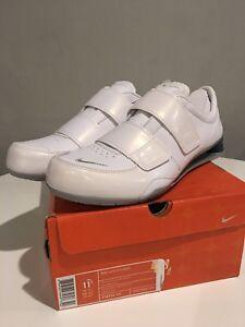 the latest acb0c 41840 Image is loading Men-s-Nike-Shox-V-Street-White-Metallic-