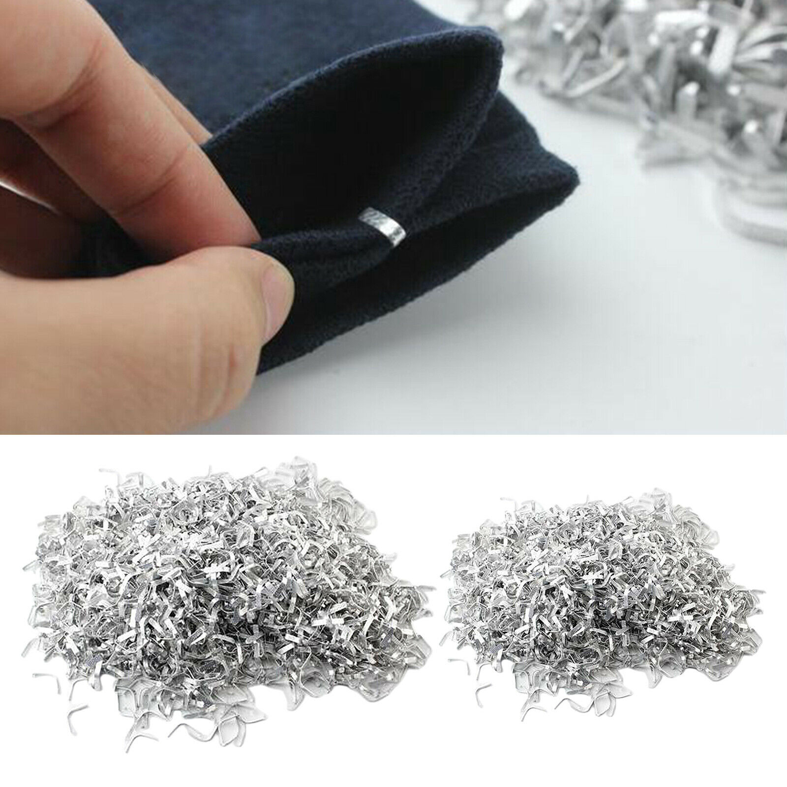 10000Pcs Socks Packing Clip Clamp Sock Snaps Holder Hosiery Accessories