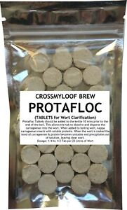 Protafloc-Tablets-Beer-Wort-Finings-Clearing-Home-Brew-Protofloc-Carrageenan