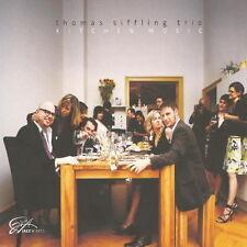 Thomas Siffling Trio Kitchen Music (Steps In Time, Kugelblids) Xavier Naidoo CD