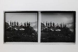 Montagne-Neige-Ski-Plaque-P9T2n1-Vintage-Stereo