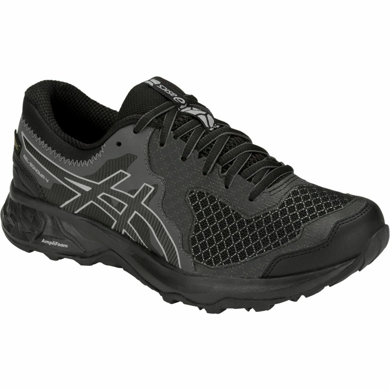 LATEST RELEASE Asics Gel Sonoma 4 GTX Womens Trail Running shoes (B) (001)