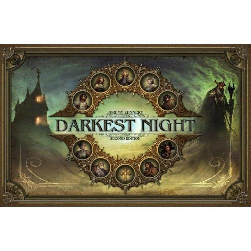 Darkest Night Boardgame ( Second edition ) - New