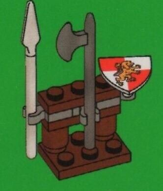 Lego Castle, Minisæt
