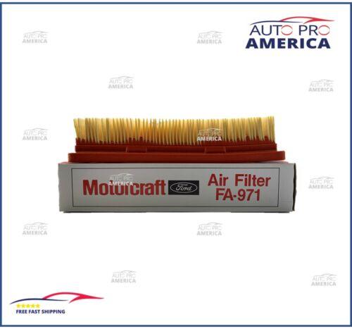 NEW FA971 GENUINE OEM Ford E43Z9601C Motorcraft FA971 Air Filter FA-971 1